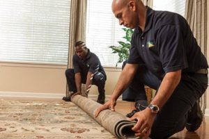 carpet cleaning by ServiceMaster Upstate
