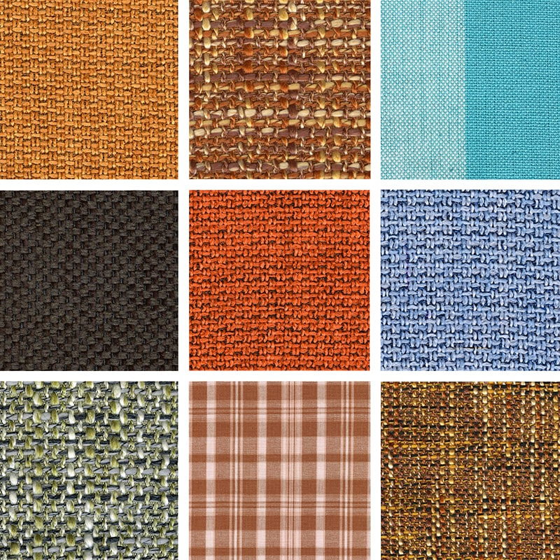 Different Tiled Fabrics