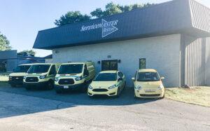 ServiceMaster Trucks